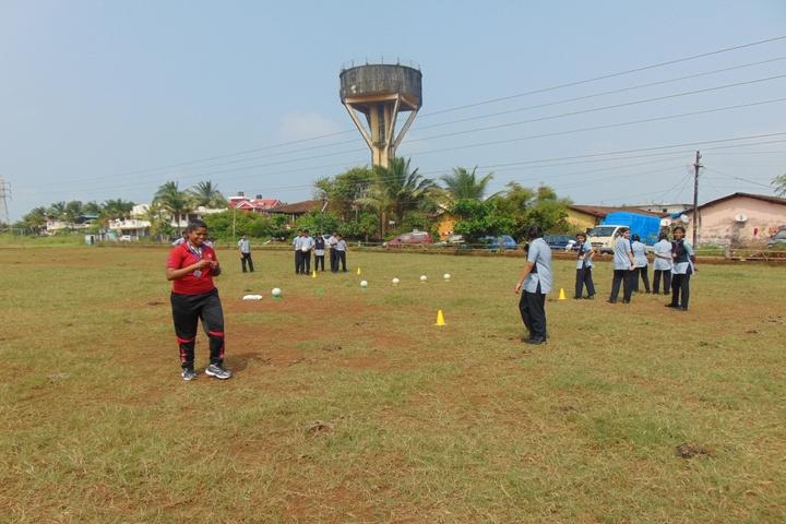 Bharatiya Vidya Bhavans Narayan Bandekar School-Sports