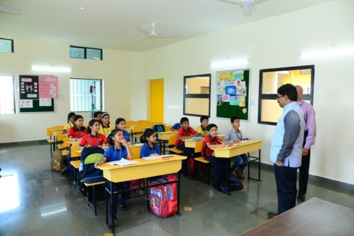 Bloomz International School-Classroom