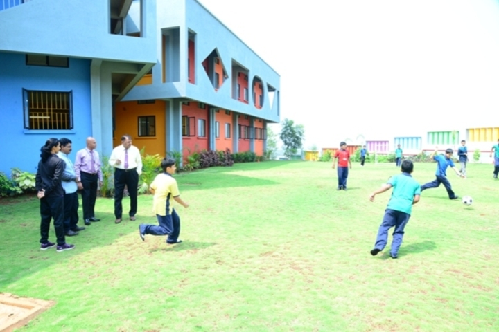 Bloomz International School-Play Ground
