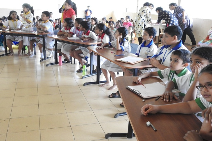 Fr Agnel Central School-Spelling Bee