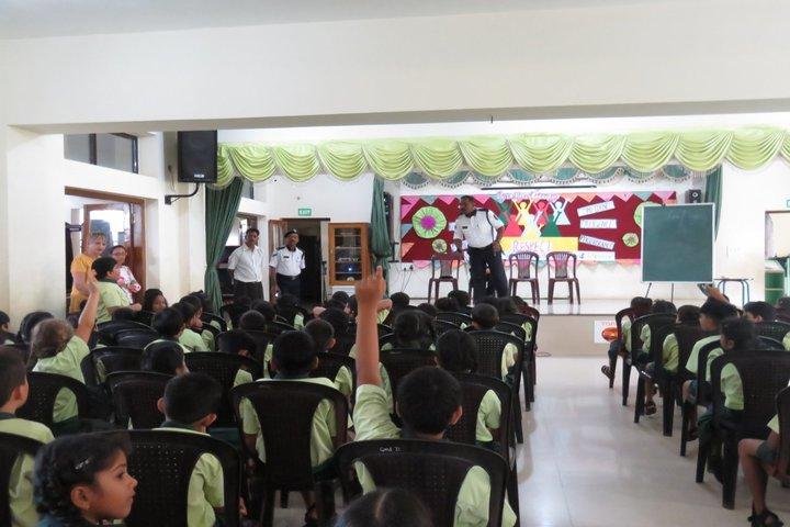 Green Meadows School-Auditorium