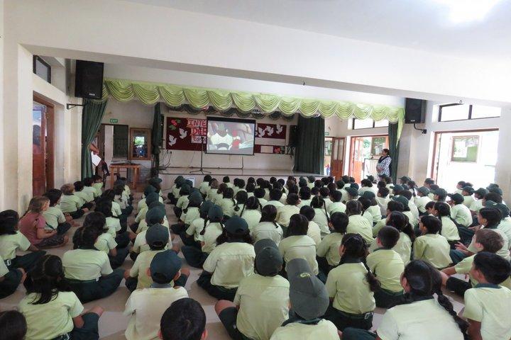 Green Meadows School-Auditorium Event