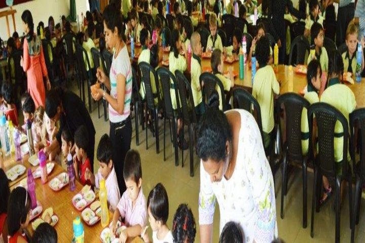 Green Meadows School-Cafeteria