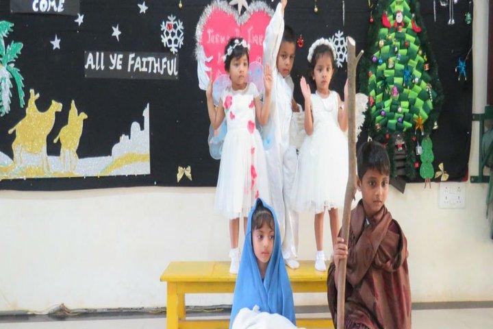 Green Meadows School-Christmas Celebration