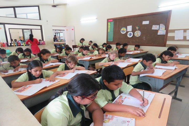 Green Meadows School-Classroom