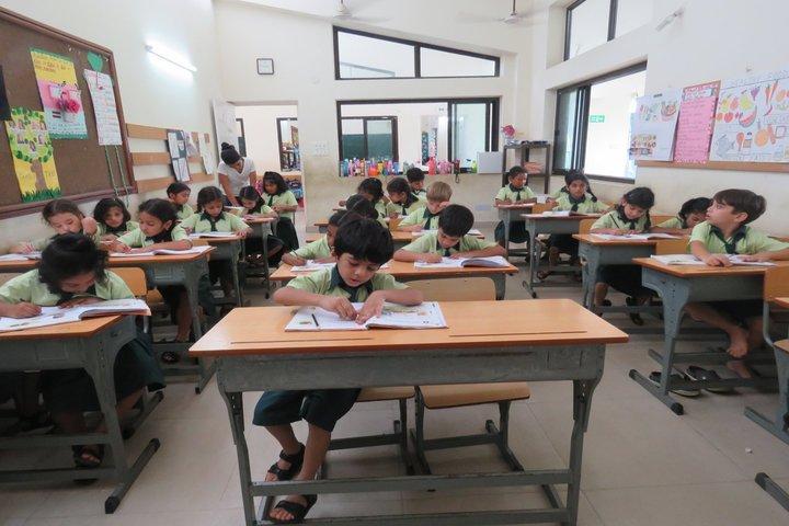 Green Meadows School-Classroom View