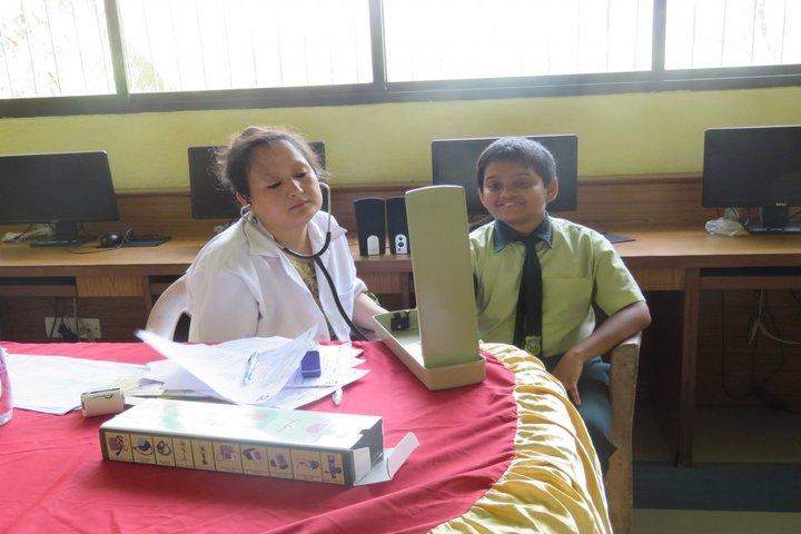 Green Meadows School-Health-Checkup