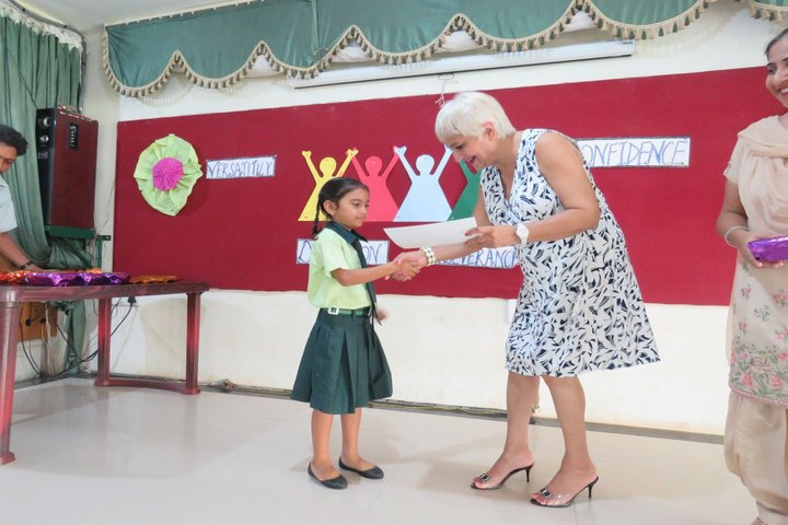 Green Meadows School-Prize-Distribution