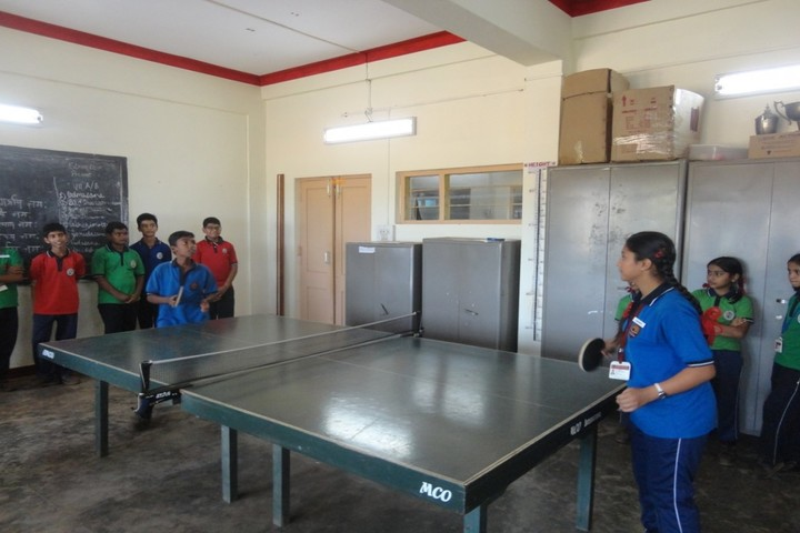 Kendriya Vidyalaya-Table-Tennis