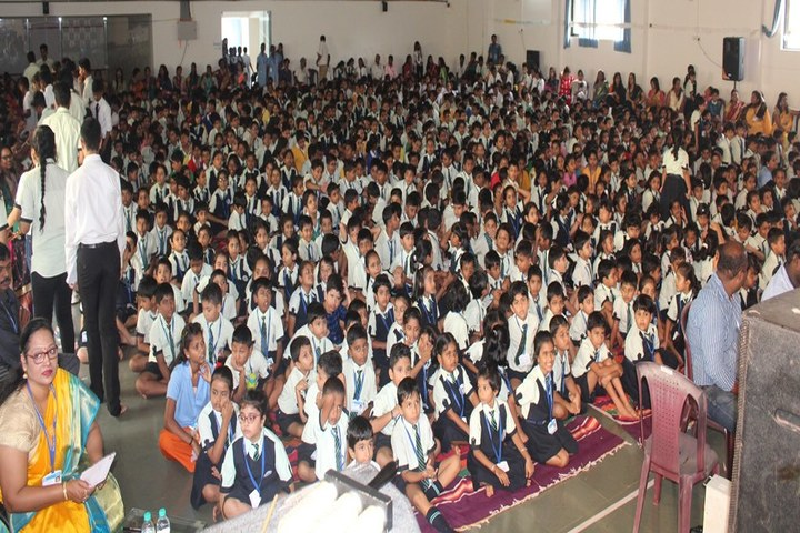 Litera Primary Zee School-Auditorium