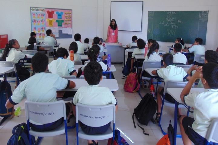 Litera Primary Zee School-Classroom