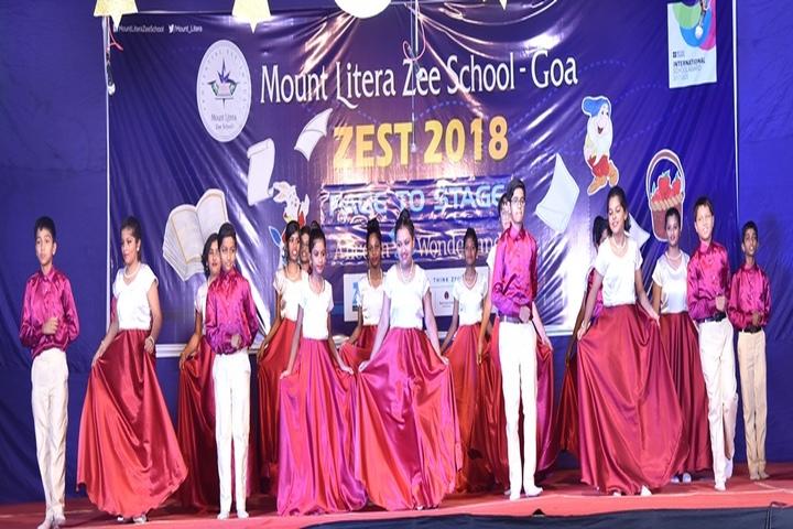 Litera Primary Zee School-Dance Performance