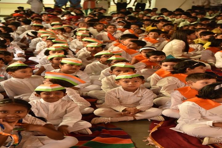 Litera Primary Zee School-Independence Day