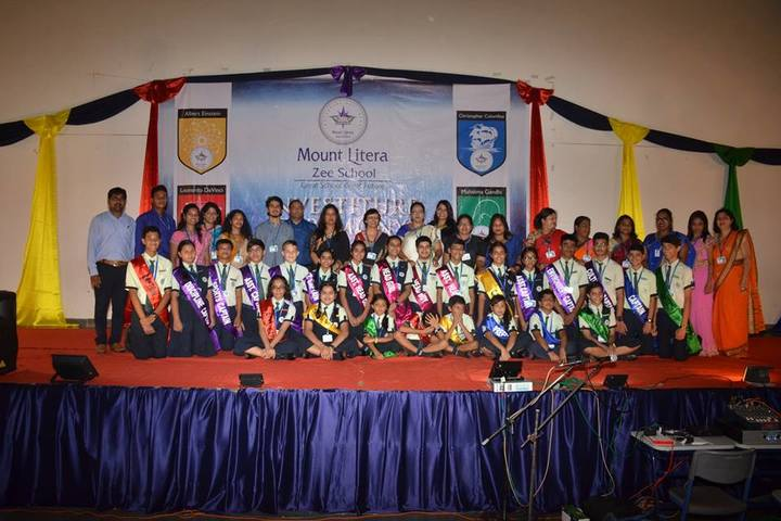 Litera Primary Zee School-Investiture Ceremony