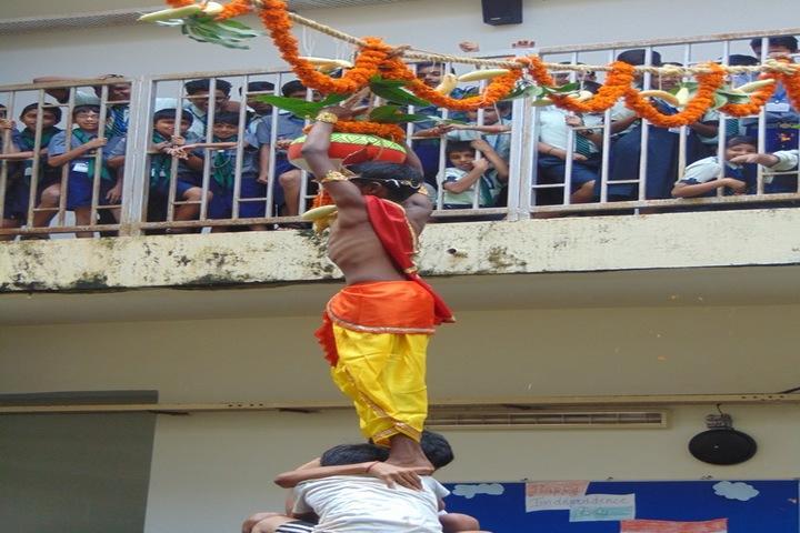 Litera Primary Zee School-Janmastami Celebration