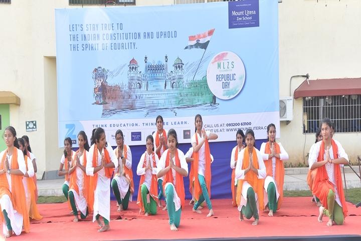 Litera Primary Zee School-Republic-Day
