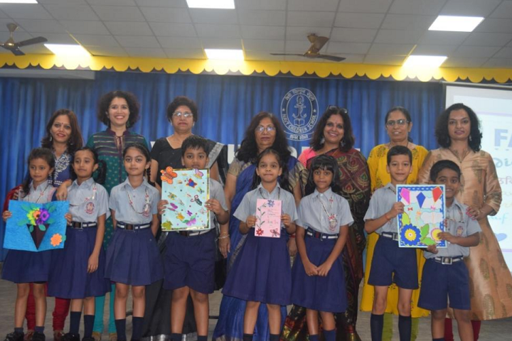 Navy Children School-Arts and Crafts Competitions
