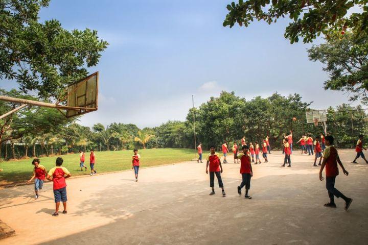 Sunshine Wldwide Secondary School-Basket-Ball Court