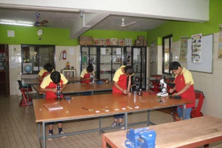 Sunshine Wldwide Secondary School-Biology Lab