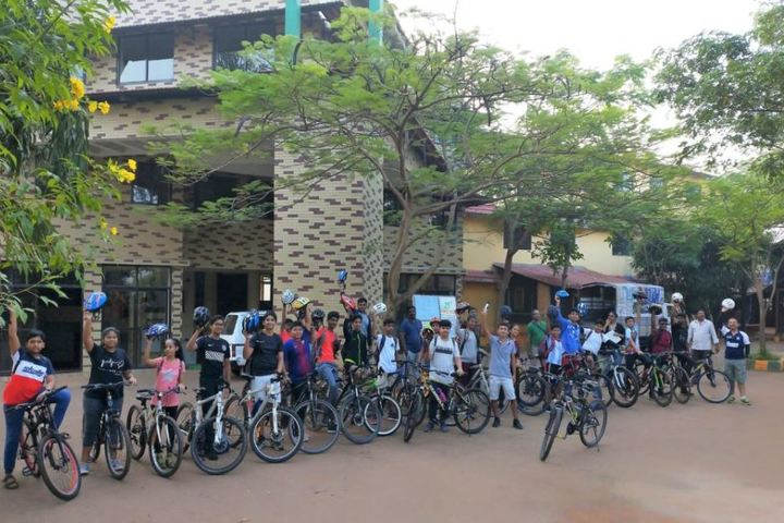Sunshine Wldwide Secondary School-Cycling
