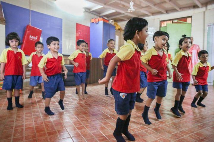 Sunshine Wldwide Secondary School-Dance Room
