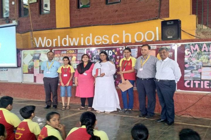 Sunshine Wldwide Secondary School-Presentation