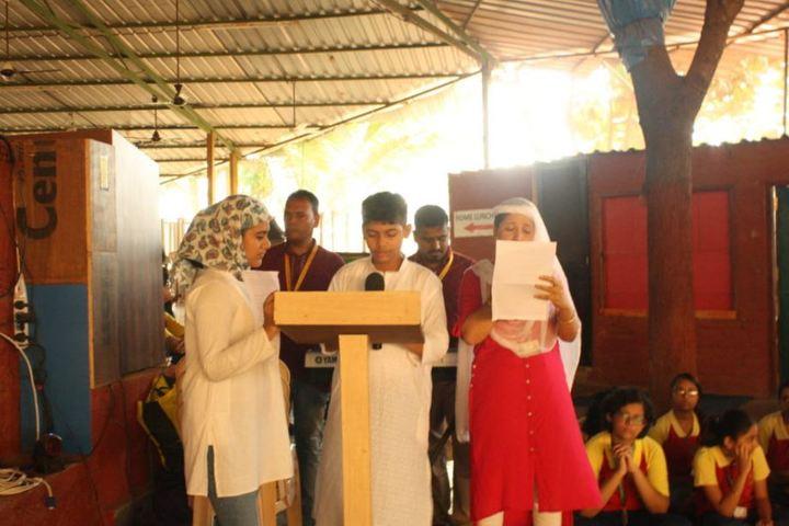 Sunshine Wldwide Secondary School-Singing