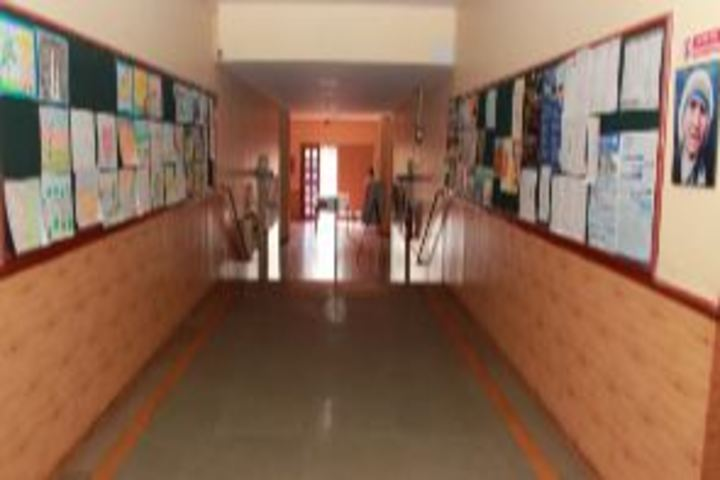 The Kings School-Corridors