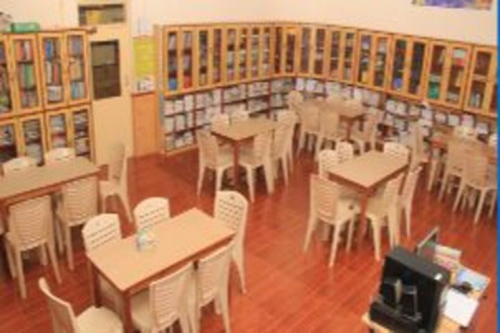 The Kings School-Library