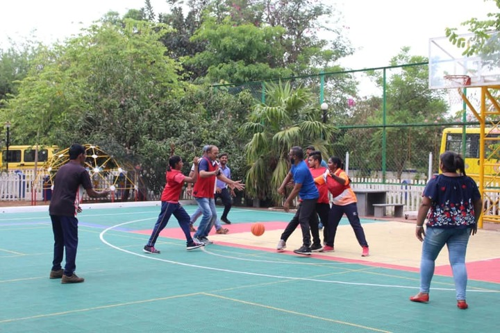 The Kings School-Sports Activity