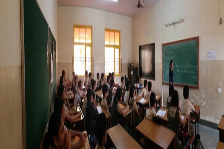 Vidya Vikas Academy-Classroom