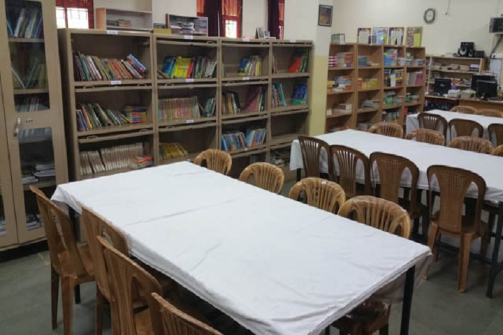 Vidya Vikas Academy-Library