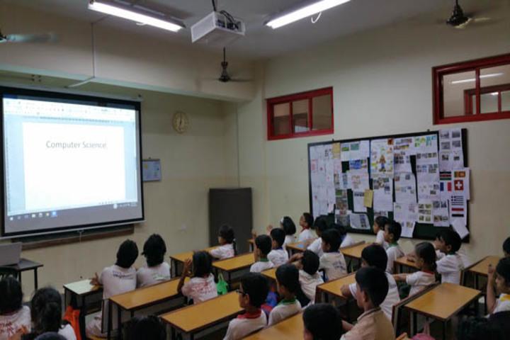 Vidya Vikas Academy-Smartclass