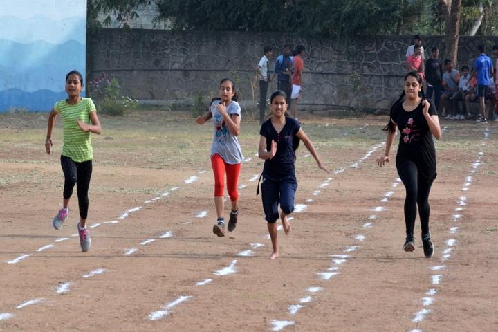 Aadharshila School-sports activity