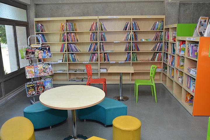 Aavishkar School-Library