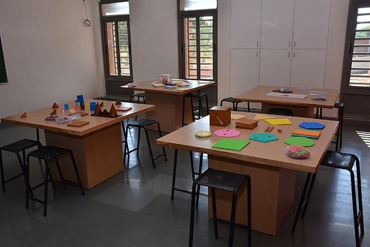 Aavishkar School-Maths-Lab