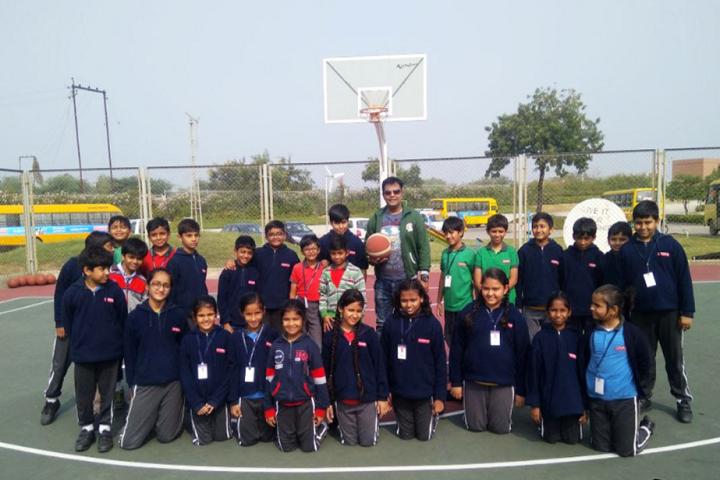 Aavishkar School-Sports