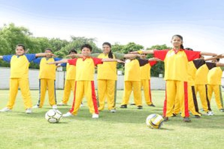 Academic Heights Primary School-Sports