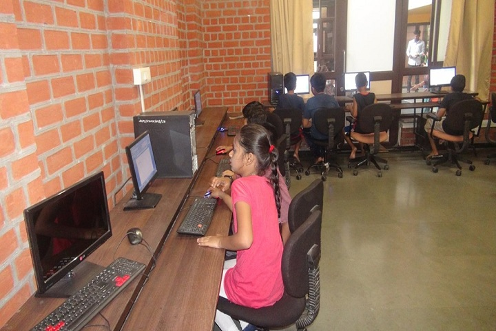 Academic Heights Public School-Computer-Computer Lab