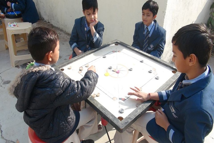 Academic Heights Public School-Indoor games