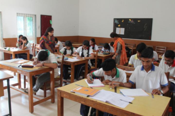 Adani Public School-Classroom