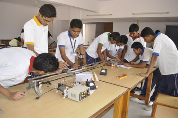 Adani Public School-Physics Lab