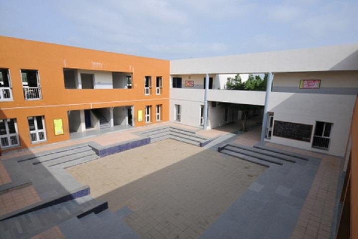 Adani Public School-School View