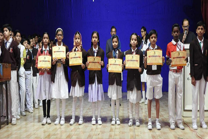 Aditya Birla Public School-Achievment