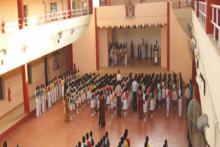 Aditya Birla Public School-School-Assembly