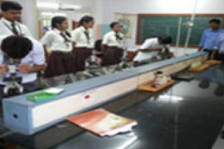 Aditya Birla Public School-Biology-Lab