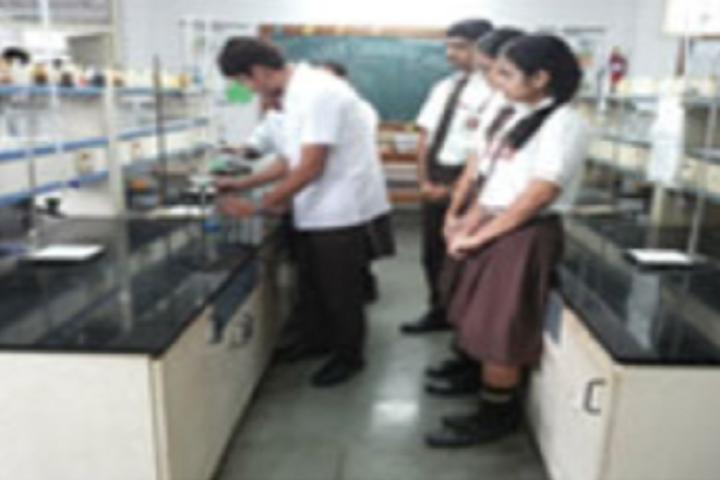Aditya Birla Public School-Chemistry-Lab