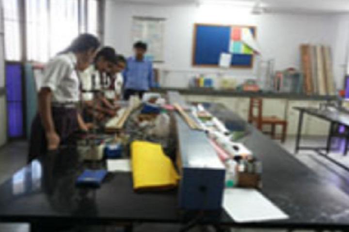 Aditya Birla Public School-Physics-Lab