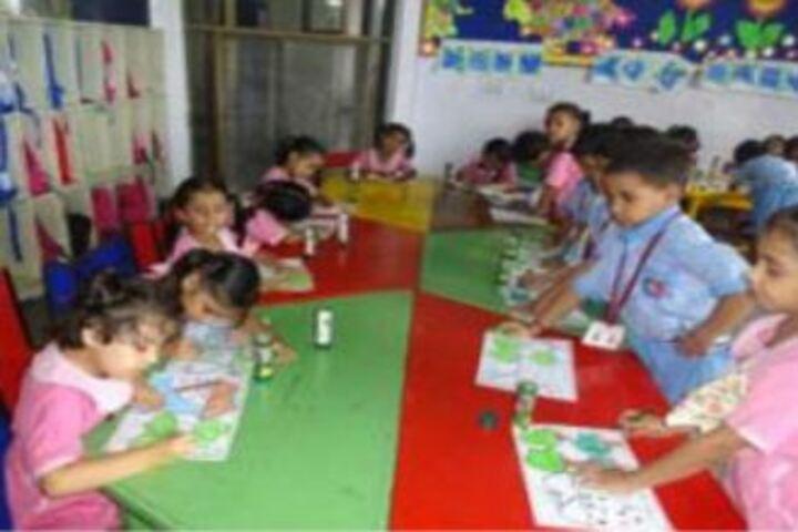 Aditya Birla Public School-Art Room