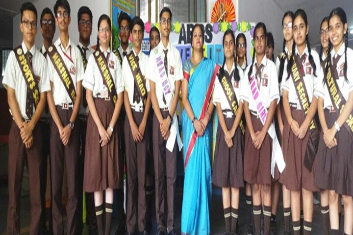 Aditya Birla Public School-Investiture Ceremony